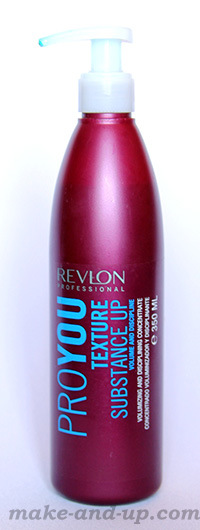 Revlon Professional Pro You Texture Substance Up Volumizing and Disciplining Concentrate Концентрат для объема и укладки
