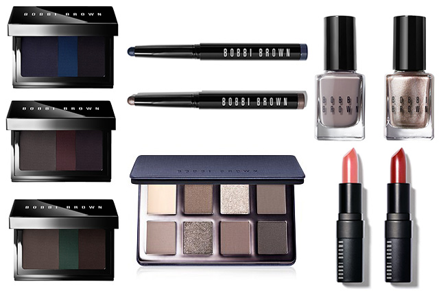Bobbi Brown Greige Collection Fall 2015