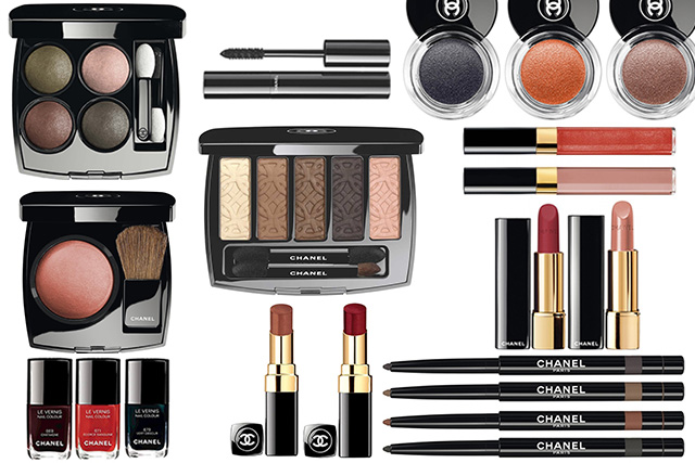 Chanel Les Automnales Fall 2015 Collection