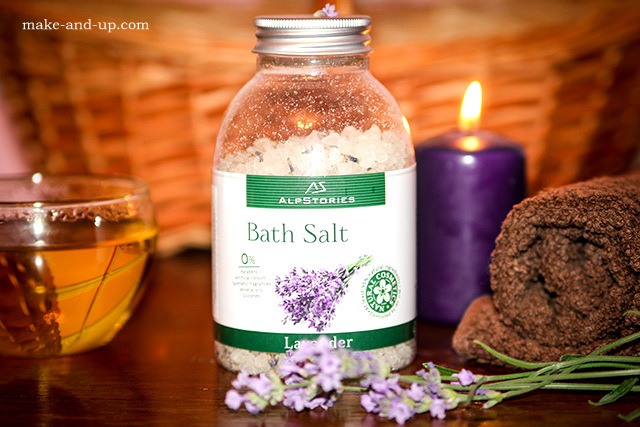 AlpStories Lavender Bath Salt