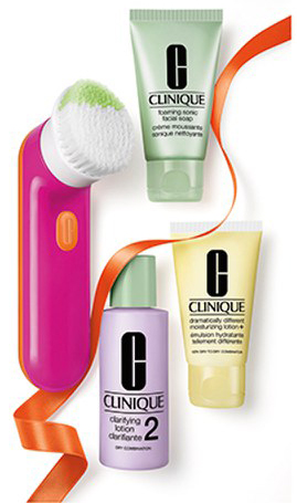 Clinique Cleansing By Clinique Gift Pack
