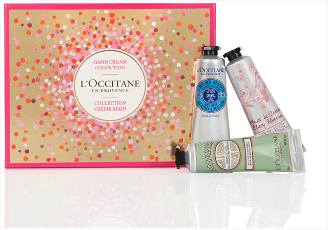 L'Occitane Hand Cream Collection
