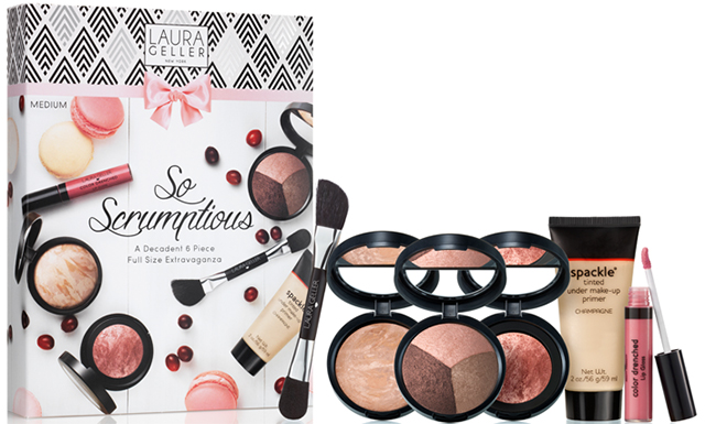 Laura Geller Beauty So Scrumptious 6 Piece Set Fair