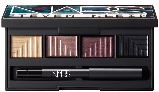 NARS Steven Klein Dual-intensity Eyeshadow Palette Dead of Summer