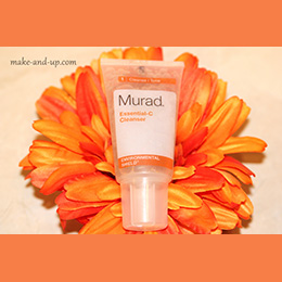 Murad Essential C-Cleanser обзор