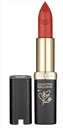 L'Oréal Paris Color Riche Collection Exclusive Pure Reds