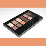 Maybelline The Nudes Eyeshadow Palette — обзор и свотчи