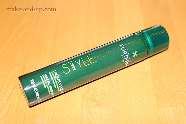Лак для волос Rene Furterer Vegetal Finishing Spray отзывы