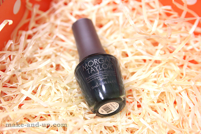 Лак для ногтей Morgan Taylor Professional Nail Laquer Jungle Boogie