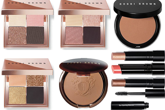 Bobbi Brown Beach Nudes Makeup Collection Summer 2016