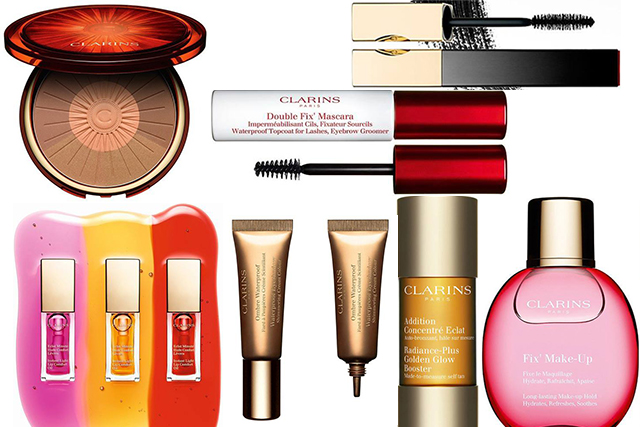 Clarins Hale D'Ete Makeup Collection Summer 2016