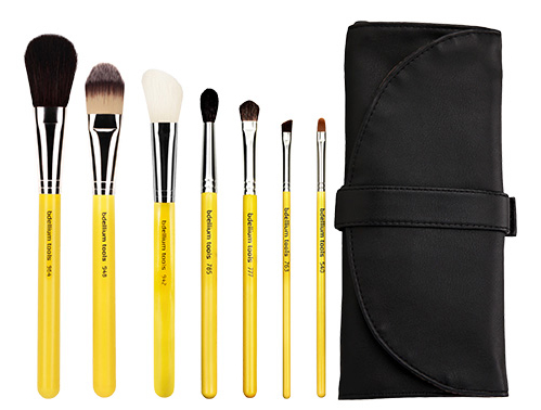 Bdellium Tools Studio Line Basic 7 Piece Brush Set