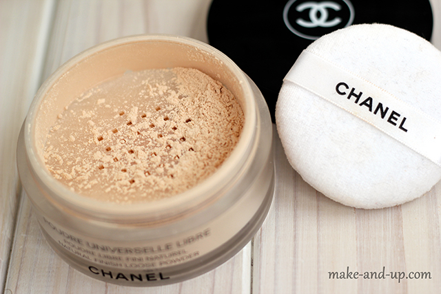 Chanel Natural Finish Loose Powder отзывы
