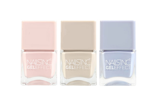 Nails Inc Pastel Party Collection отзывы