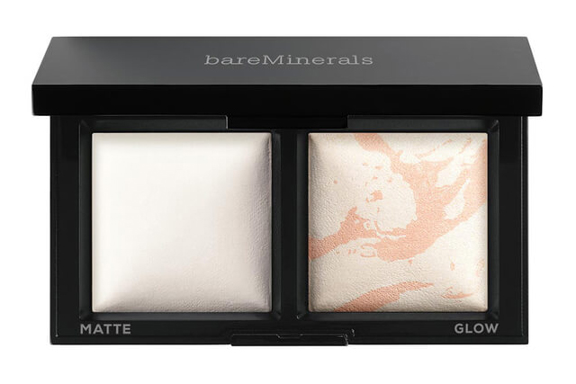 bareMinerals Invisible Light Dimensional Translucent Powder Duo отзывы