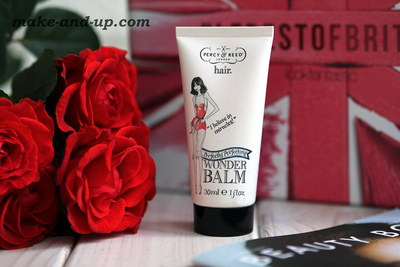 Бальзам для волос Percy & Reed Wonder Balm отзыв