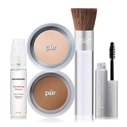 Pür Cosmetics Start Now! 5-Piece Beauty-to-Go Collection