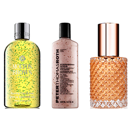 гель Molton Brown Bursting Caju & Lime Bath & Shower Gel
