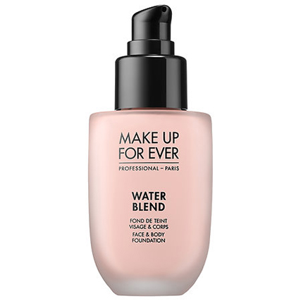 Make Up For Ever Water Blend Face & Body Foundation купить
