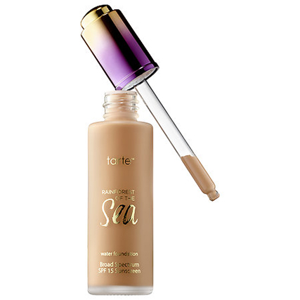 Tarte Rainforest Of The Sea Water Foundation SPF 15 купить