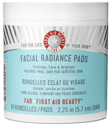 First Aid Beauty Facial Radiance Pads купить