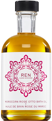 Ren Moroccan Rose Otto Bath Oil купить