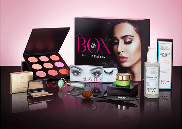 The Cult Beauty Box By Huda Kattan купить