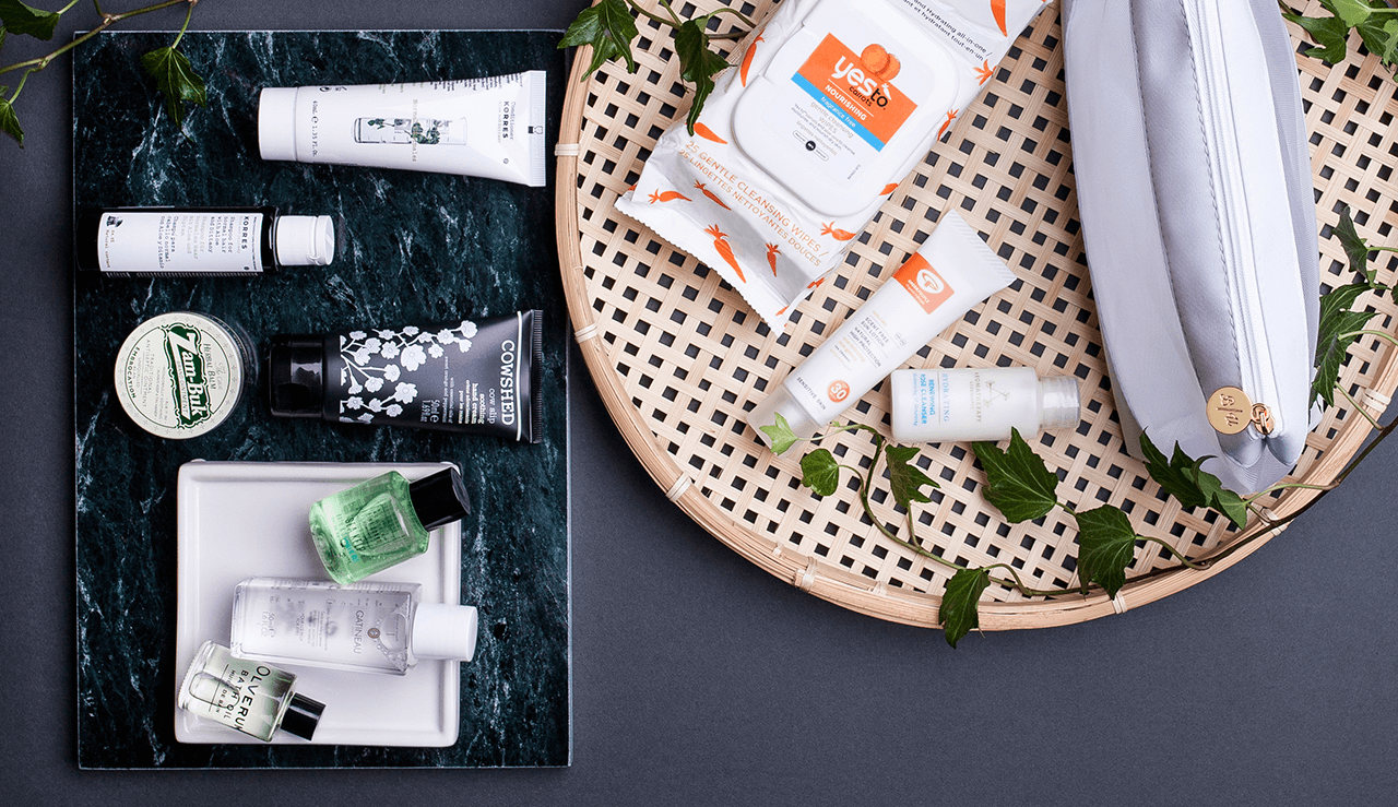 Bath & Unwind Travel Beauty Bag купить