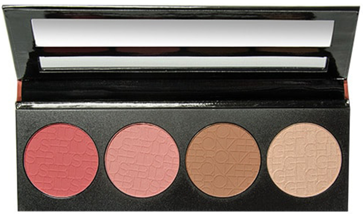 L.A. Girl GBL573 Spice Beauty Brick Blush Palette купить