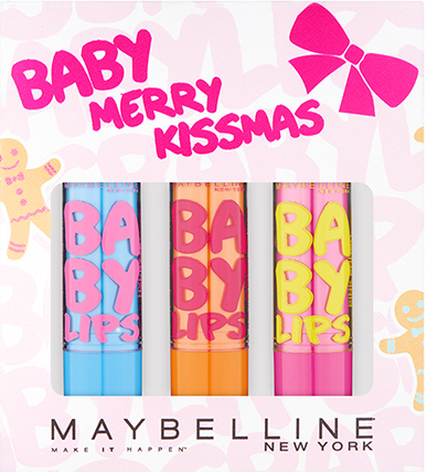 Maybelline Baby Merry Kissmas Gift Set купить