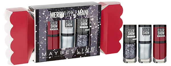 Maybelline Merry Little Mani Gift Set купить
