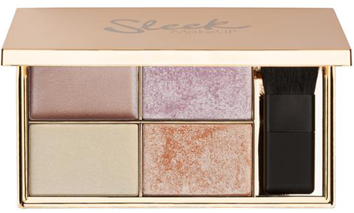 Sleek Makeup Solstice Highlighting Palette купить