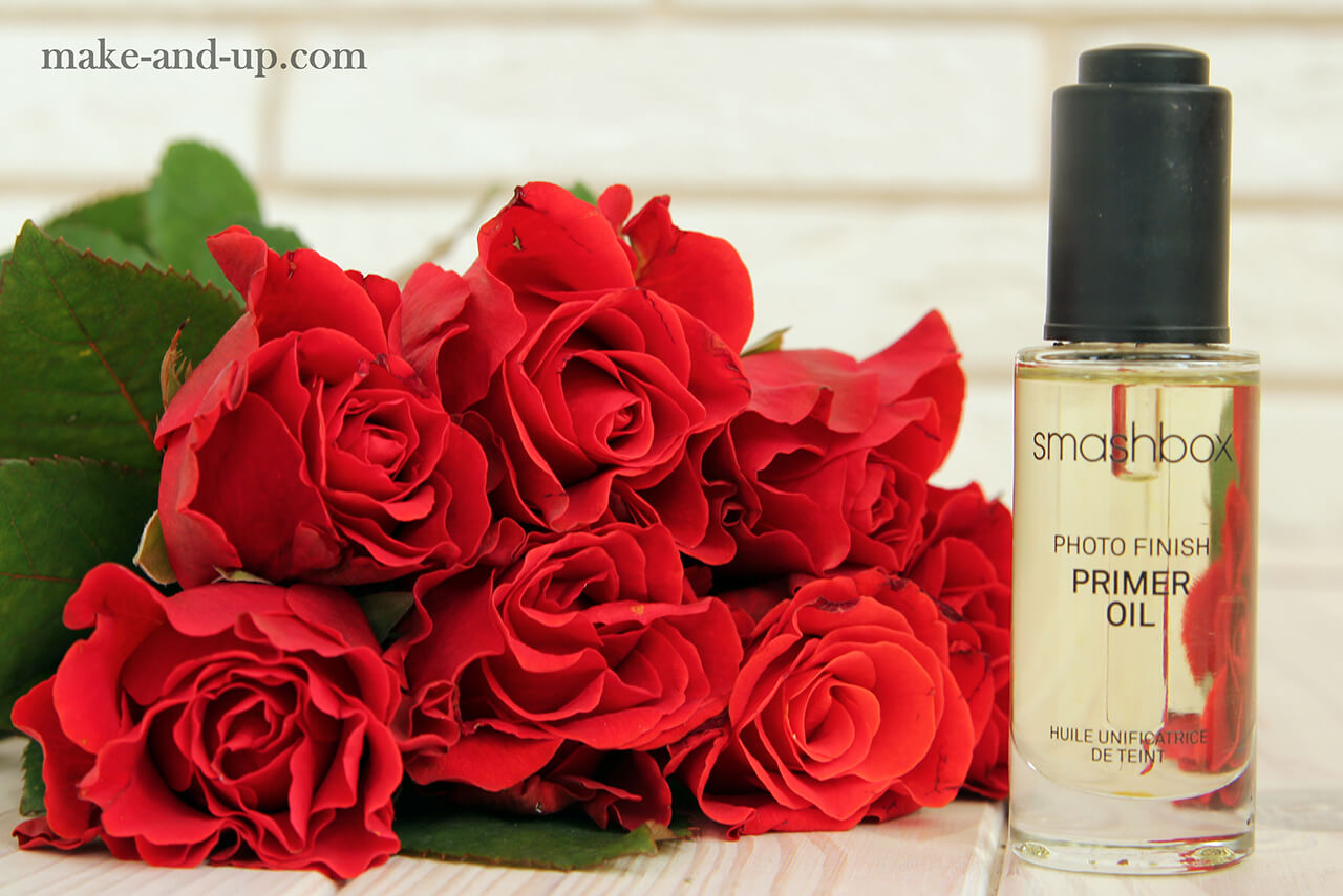 Smashbox Photo Finish Primer Oil отзывы