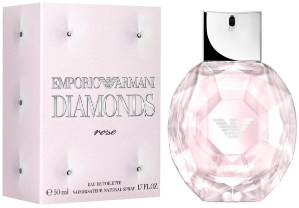 Emporio Armani Diamonds Rose Eau de Toilette купить