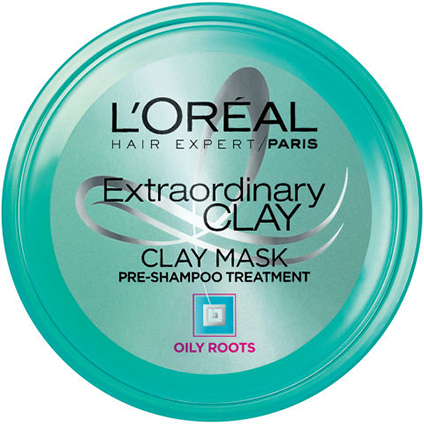 L'Oréal Paris Extraordinary Clay Clay Mask Pre-Shampoo Treatment купить