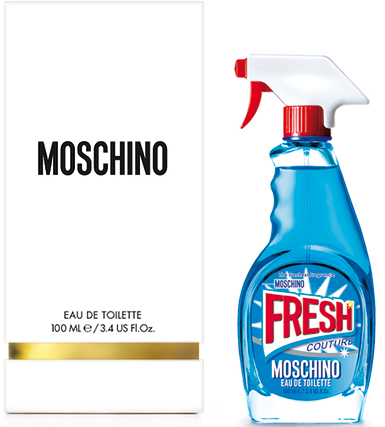 Moschino Fresh Couture Eau de Toilette купить