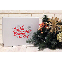 NaffyBeautyBox декабрь 2016