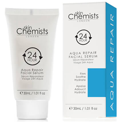 Сыворотка для лица SKINCHEMISTS 24H Aqua Repair Facial Serum