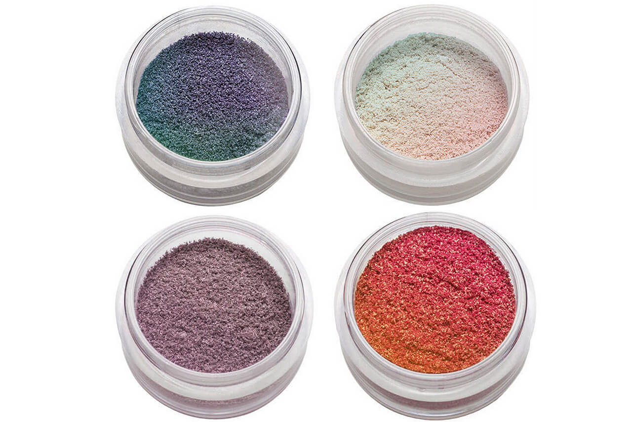 Дуохромный голографический пигмент Makeup Geek Duochrome Pigment