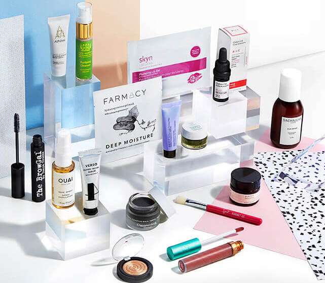 Cult Beauty Spring 2017 Goody Bag купить
