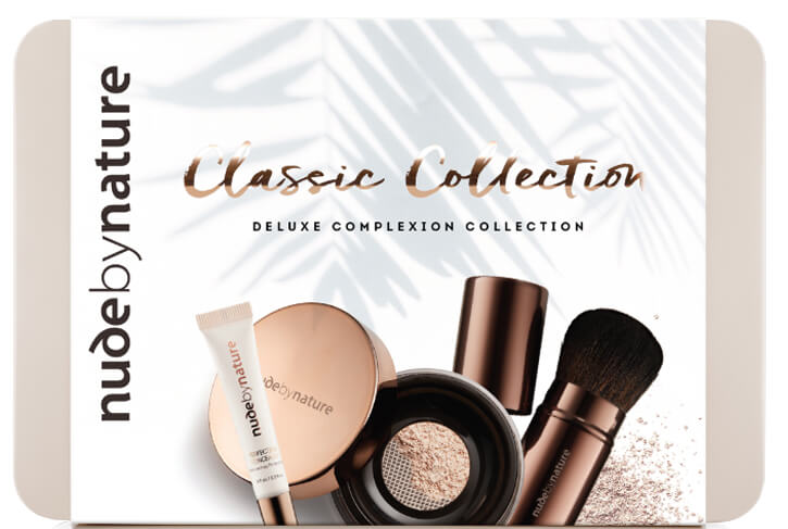 Nude by Nature Classic Collection купить