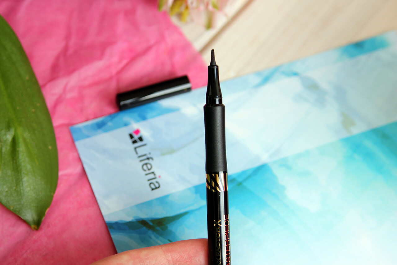 Подводка для глаз Max Factor Masterpiece High Precision Liquid Eyeliner отзыв