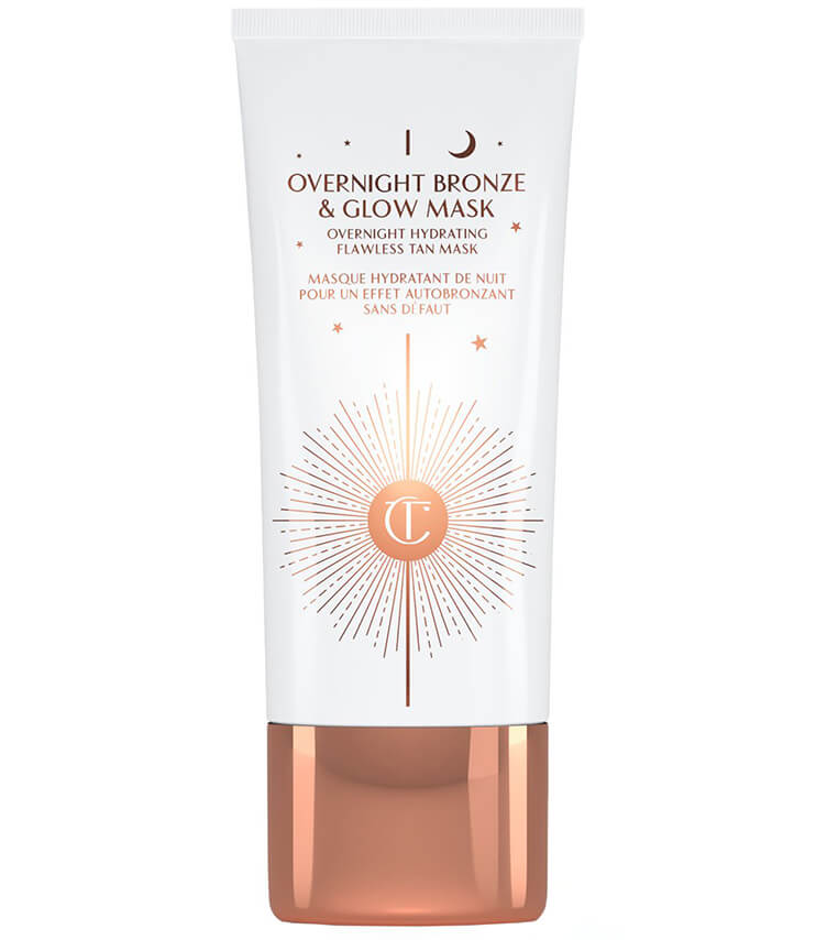 Ночная маска-автозагар Charlotte Tilbury Overnight Bronze and Glow Mask