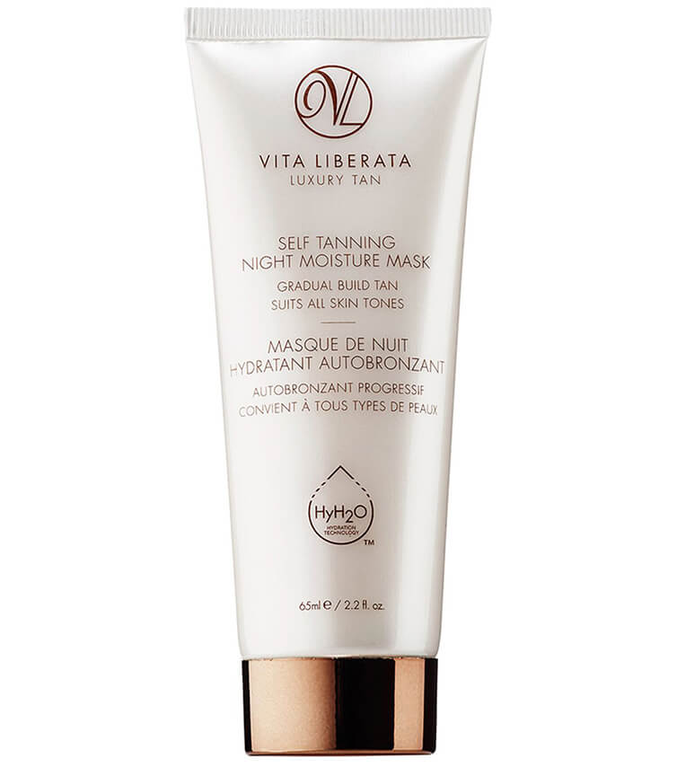 ночная маска-автозагар Vita Liberata Self Tanning Night Moisture Mask