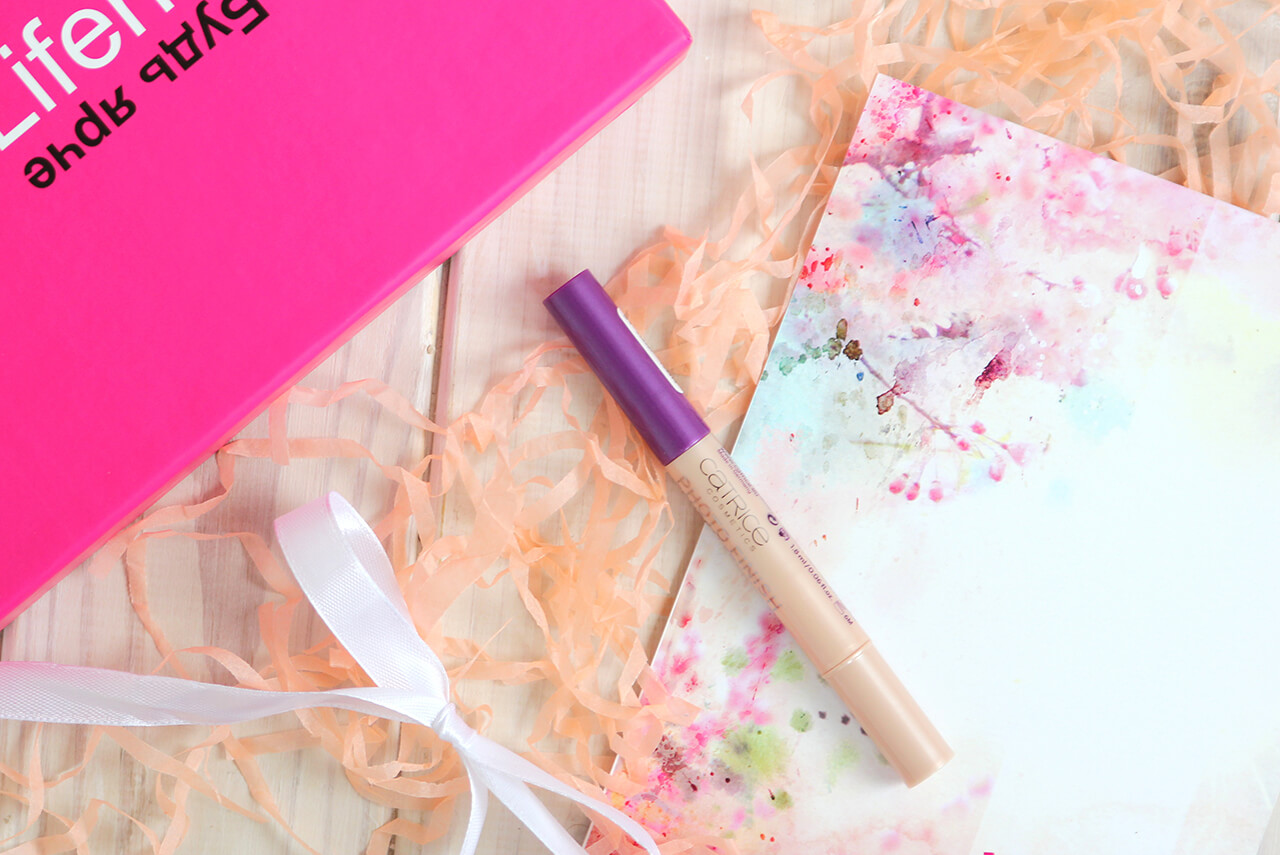 Консилер под глаза Catrice Photo Finish Concealer обзор