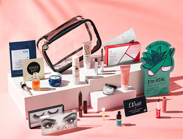 Cult Beauty Goody Bag лето 2017