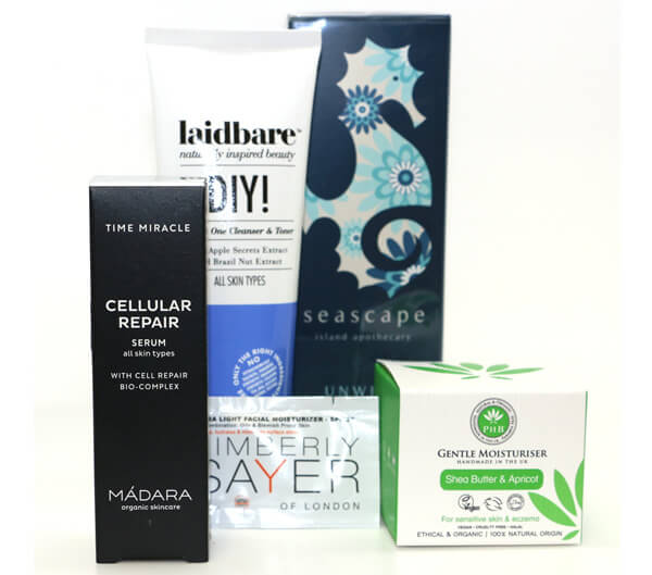 LoveLula Beauty Selection Box 6 June 2017