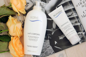 молочко для тела Biotherm Lait Corporel Anti-Drying Body Milk обзор