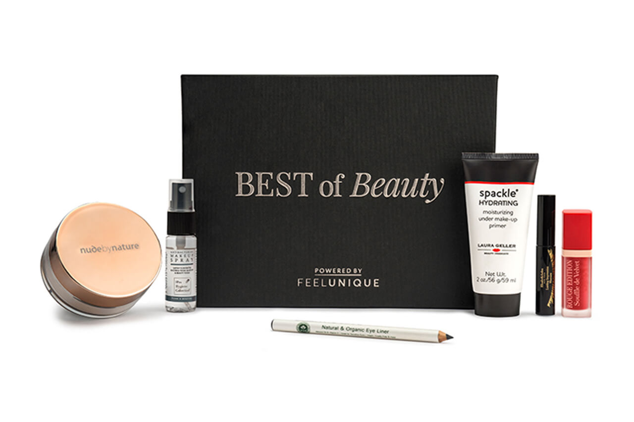 Feelunique Universal Makeup Beauty Box купить