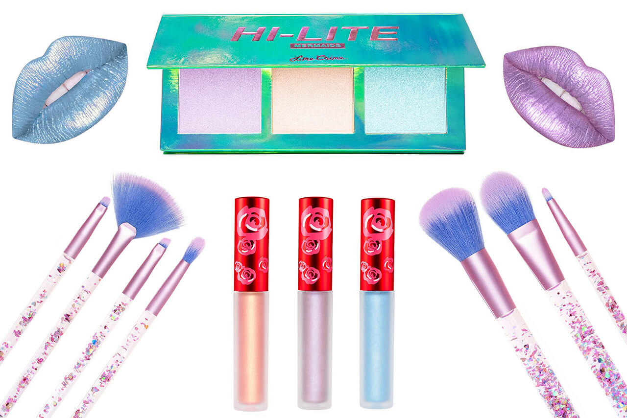 Lime Crime Mermaid Collection купить